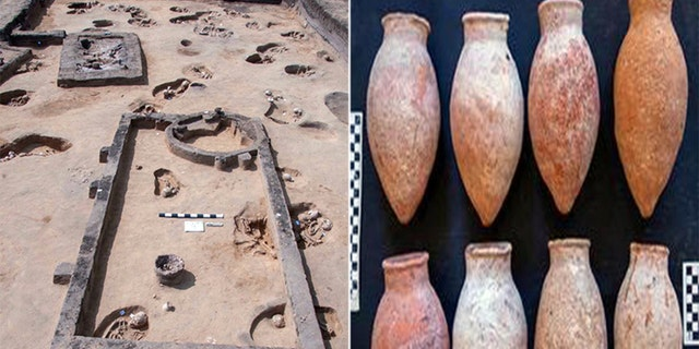 (Credit: Egyptian Ministry of Antiquities)