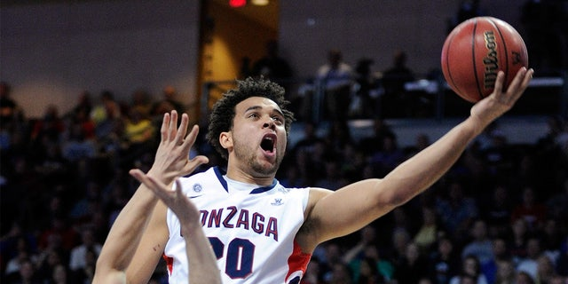 Elias Harris helped Gonzaga to a title in 2013. (Photo by David Becker/Getty Images)