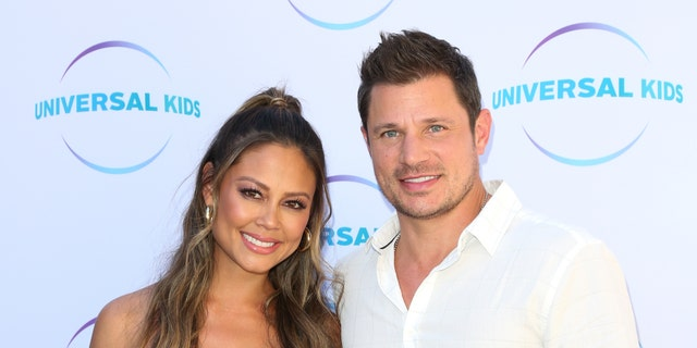 Nick Lachey is now married to VanessaMinnillo.