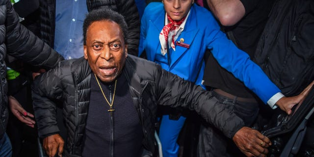 Pele can't walk normally again, facing health problems - Son