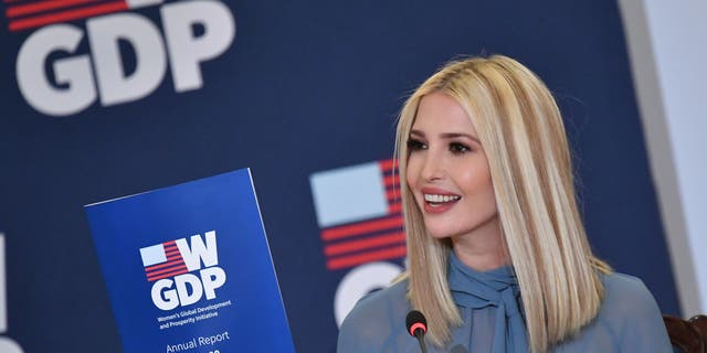 Westlake Legal Group GettyImages-1200234708 Ivanka Trump debuts new hair color Janine Puhak fox-news/style-and-beauty fox-news/politics/executive/first-family fox-news/lifestyle fox news fnc/lifestyle fnc efe8d5f3-d291-5342-95b4-251546f54e3e article