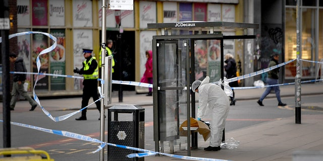 Westlake Legal Group GettyImages-1205293857-1 UK police investigate 'targeted attack' after two stabbed outside supermarket in Manchester fox-news/world/world-regions/united-kingdom fox-news/world/terrorism fox news fnc/world fnc Danielle Wallace article 00d1f31f-643a-54a9-9fed-acd66d3079dc