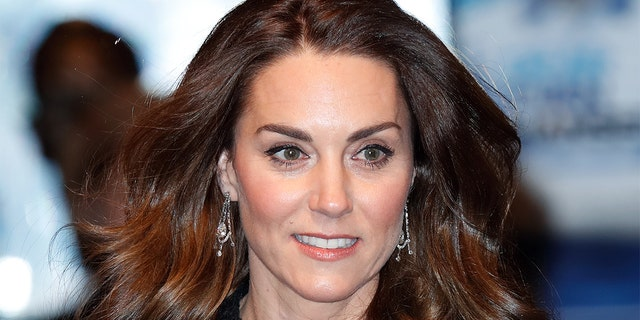 Kate Middleton has worn this pair of diamond chandelier earrings from Queen Elizabeth for multiple events.