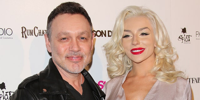 Doug Hutchison and Courtney Stodden tied the knot in 2011.