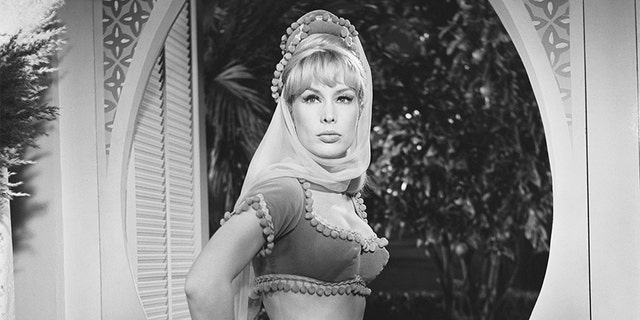 Barbara Eden famously starred in 'I Dream of Jeannie.'