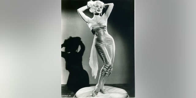 Mamie Van Doren was considered one of 'The Three M's' alongside Marilyn Monroe and Jayne Mansfield.