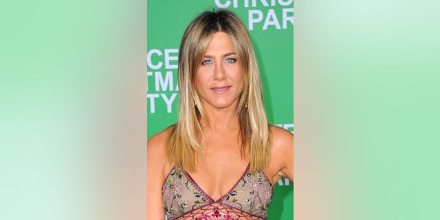 Westlake Legal Group GettyImages-629140662 Jennifer Aniston turns 51: A look back at her biggest moments Nate Day fox-news/topic/celebrity-birthdays fox-news/person/jennifer-aniston fox-news/person/brad-pitt fox-news/entertainment/tv fox-news/entertainment/movies fox-news/entertainment/friends fox-news/entertainment/events/couples fox-news/entertainment/celebrity-news fox-news/entertainment fox news fnc/entertainment fnc article 3a8b507d-4d4a-5f3f-a845-ed0466492132