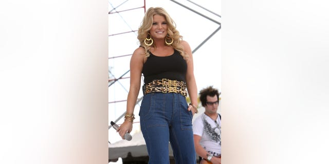 Westlake Legal Group GettyImages-84450916 Jessica Simpson describes heart-breaking 'mom jeans' backlash: 'I was taken down by the world' Tyler McCarthy fox-news/person/jessica-simpson fox-news/entertainment/genres/viral fox-news/entertainment/celebrity-news fox-news/entertainment fox news fnc/entertainment fnc article 6ea7082f-8681-5658-b678-8bfef28f045f