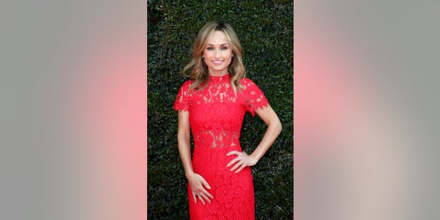 """""""Nutella has been sort of part of my life as long as I can remember,"""" said Giada De Laurentiis. (Photo by David Livingston/Getty Images)"""