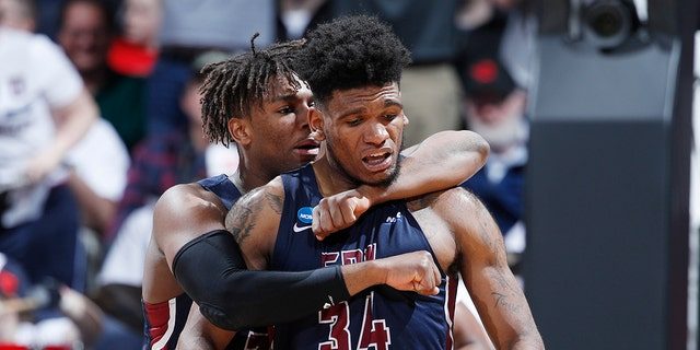 Westlake Legal Group GettyImages-Williams-Holloway Northeast Conference men's basketball championship history Ryan Gaydos fox-news/sports/ncaa-bk fox-news/sports/ncaa fox news fnc/sports fnc article 4d10b157-a4b6-56b6-b2bd-e40b2d13c2d6