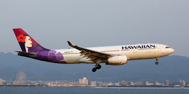 """""""Hawaiian Airlines has been closely monitoring Coronavirus developments and following CDC guidance provided to airlines for this particular virus, including emphasizing to all our employees the importance of routine handwashing as an effective preventative measure to protect against it and minimize its spread,"""" Hawaiian Airlines said in a statement shared with Fox News on Monday."""