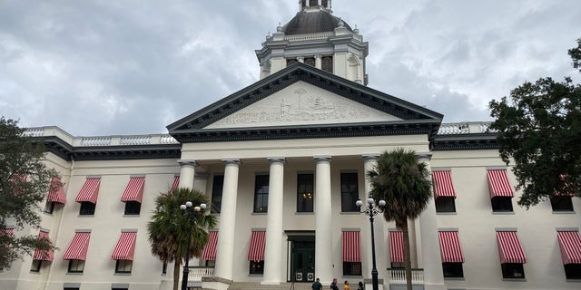 "Florida's ""Old State Capitol"" in Tallahassee, Fla. (Robert Sherman, Fox News)"