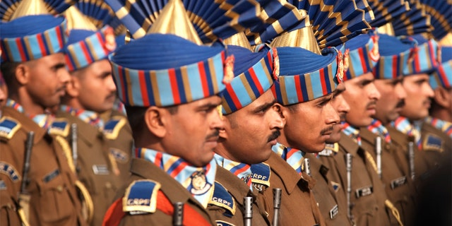 India has an estimated 1,444,000 people actively serving in its armed forces.