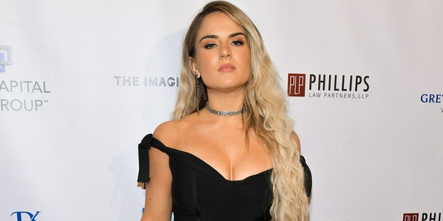 Singer JoJo rewrote one of her most popular songs to warn people about the coronavirus.