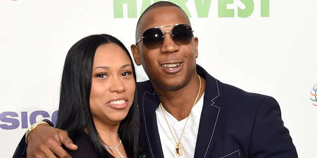Aisha Atkins and Ja Rule married in 2001.