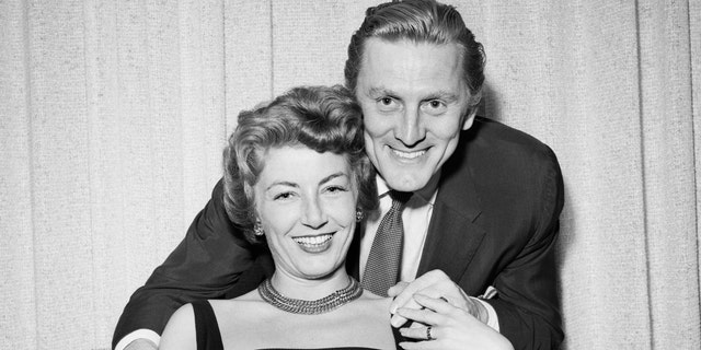 Westlake Legal Group Kirk-Douglas-Anne-Buydens Kirk Douglas: A look back at his rich family life Nate Day fox-news/entertainment/tv fox-news/entertainment/movies fox-news/entertainment/events/departed fox-news/entertainment/celebrity-news fox-news/entertainment fox news fnc/entertainment fnc article a047fca3-fa23-55d3-98ea-86def0299c01