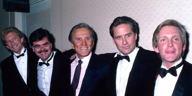 Westlake Legal Group Kirk-Douglas-sons Kirk Douglas: A look back at his rich family life Nate Day fox-news/entertainment/tv fox-news/entertainment/movies fox-news/entertainment/events/departed fox-news/entertainment/celebrity-news fox-news/entertainment fox news fnc/entertainment fnc article a047fca3-fa23-55d3-98ea-86def0299c01