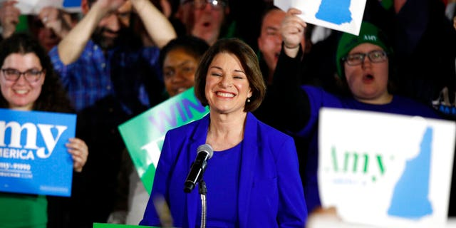 How Amy Klobuchar Abruptly Grew to become a Rival Value Attacking