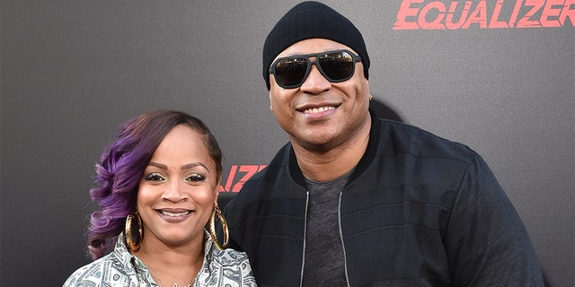 Rapper LL Cool J and wife Simone Smith married in 1995.