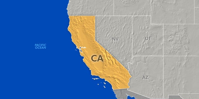 California is the third-largest state by area, behind Texas and Alaska, which is the largest.