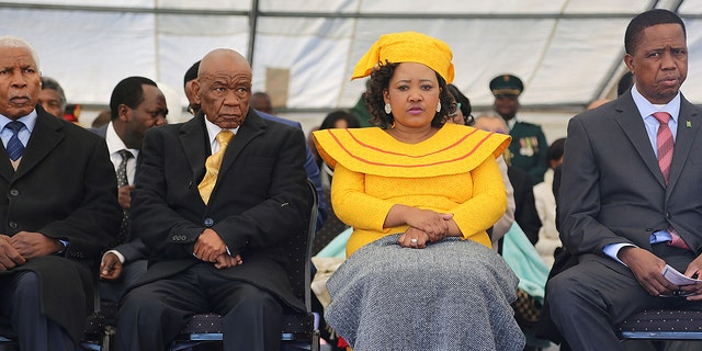 Lesotho's first lady charged with murdering PM's former wife