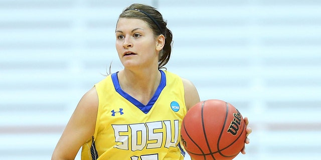 South Dakota State's Macy Miller helped the Jackrabbits to another Summit title. (Photo by Rich Barnes/Getty Images)