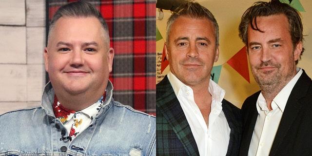 'Friends' stars Matt LeBlanc and Matthew Perry were rude, Ross Mathews says