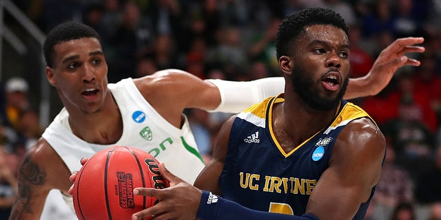 Max Hazzard was the MVP of the Big West tournament in 2019. (Photo by Yong Teck Lim/Getty Images)