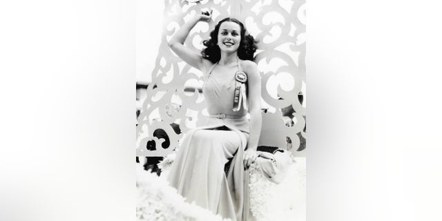 Bess Myerson reigned as Miss America in 1945.