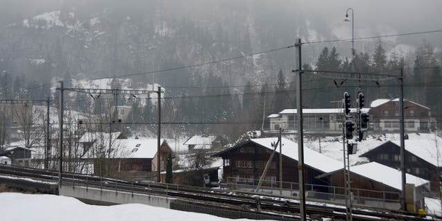 Swiss town may have to evacuate for more than a decade over World War II weapons cache
