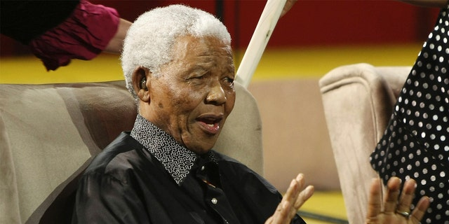 Nelson Mandela was released from a South African prison after serving 27 years. The leader of the anti-apartheid movement was free on Feb. 11, 1990.