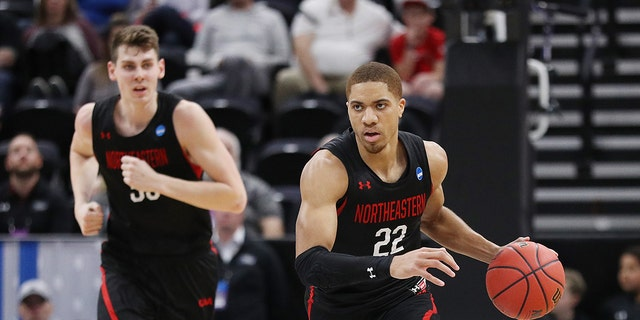 Northeastern won the CAA title in 2019. (Photo by Patrick Smith/Getty Images)