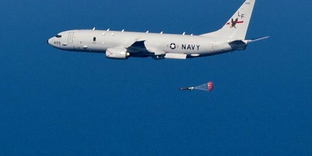 Chinese Destroyer Lased a US Navy P-8A Poseidon MPA
