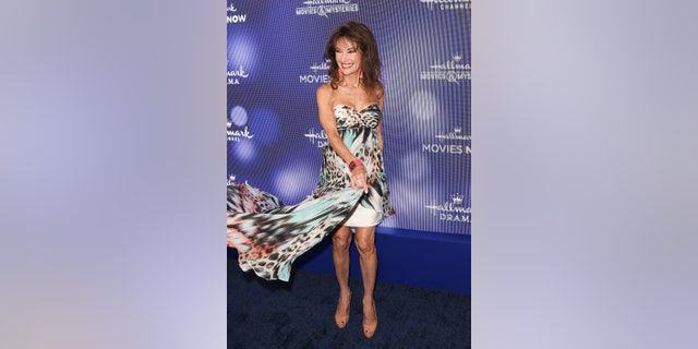 Susan Lucci says she does Pilates six days a week.
