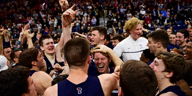 Penn won the Ivy League tournament title in 2018. (Photo by Corey Perrine/Getty Images)