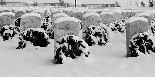 Pikes Peak National Cemetery in Colorado Springs
