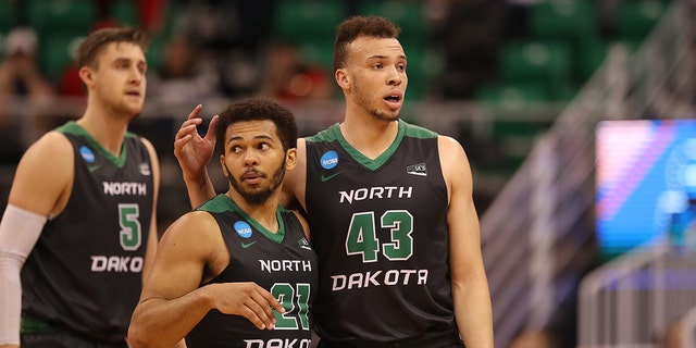 North Dakota defeated Weber State to win the Big Sky in 2017. (Photo by Christian Petersen/Getty Images)