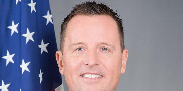 Richard Grenell is the first openly gay Cabinet member in U.S. history.