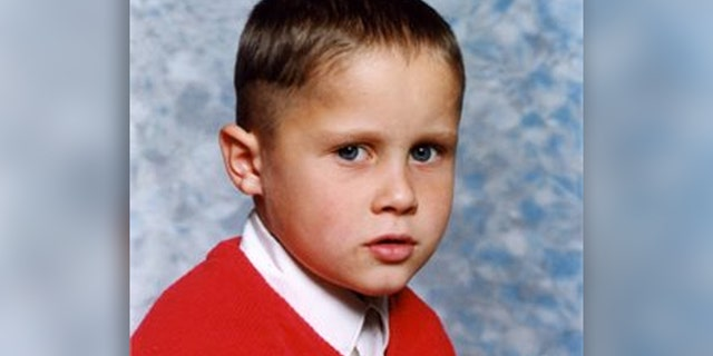 Rikki Neave, 6, was strangled on his way to school in Peterborough, England, more than 25 years ago.