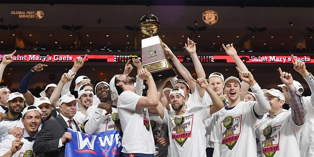 Saint Mary's won the tournament in 2019. (Photo by Ethan Miller/Getty Images)