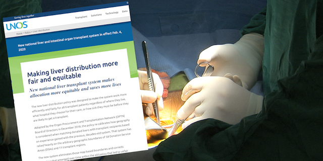 On Feb. 4, the new liver transplant system was announced, expecting to save more lives according to UNOS.
