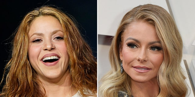 """Kelly Ripa took to Instagram on Wednesday to share a video of herself, along with two pals, participating in theShakira Champeta challenge.<br data-cke-eol=""""1"""">"""