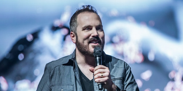 Shawn Bolz, 45, is a California pastor who teaches on the prophetic, hoping to make it mainstream and in every home that wants it.