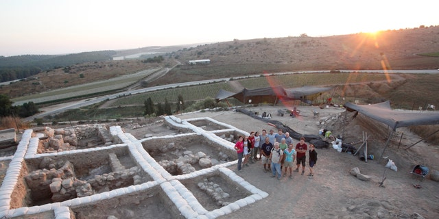 The temple at Tel Lachish