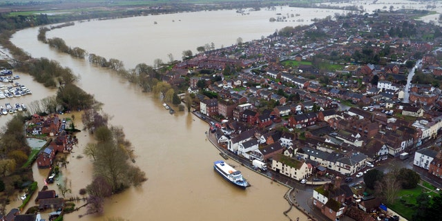 The regions of north and west England and Wales already battling with the aftermath of several days of rain have been told to expect further deluges, by the Environment Agency, with severe flood warnings in some areas including the river Severn.