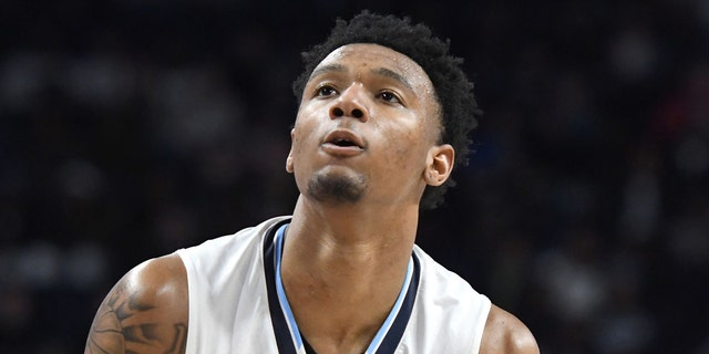 Old Dominion was led by Xavier Green during the 2019- C-USA tournament. (Photo by Mitchell Layton/Getty Images)