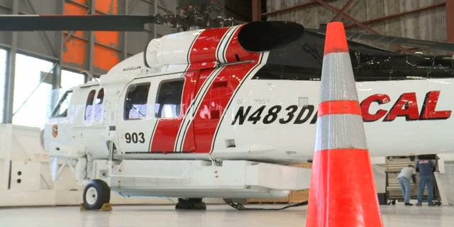 Cal Fire's new fleet of helicopters will allow firefighters to fight blazes overnight from the sky.