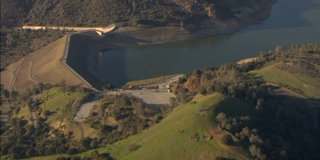 Anderson Dam could fail in a 7.2 magnitude quake or stronger, according to an assessment.