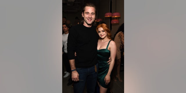 Luke Benward and Ariel Winter attend the LA screening of 'BURDEN.'