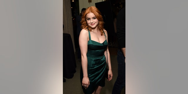 "Ariel Winter attends the LA screening of ""BURDEN"" on February 27."